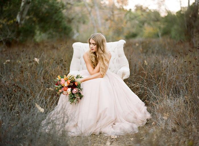 Создание гармоничного образа невесты