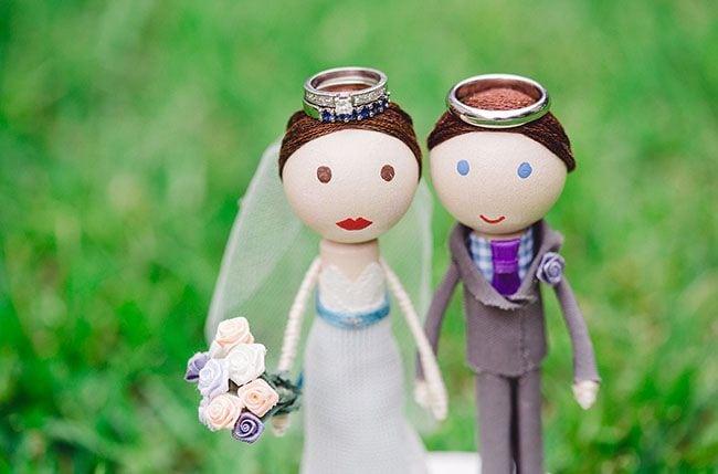 стильная свадьба недорого