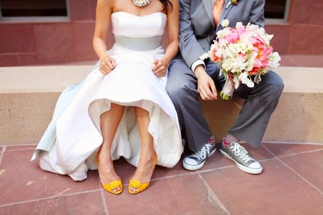 Свадьба летом образ жениха