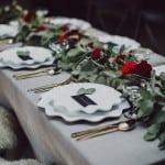 декор свадьбы осенью хэллоуин