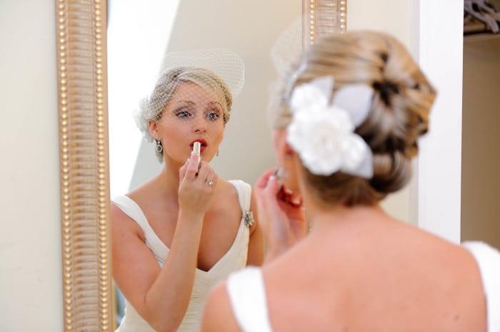невеста перед свадьбой